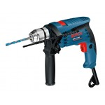 Bosch Blauw GSB 13 RE Klopboormachine | 13 mm Boorhouder | 600 Watt
