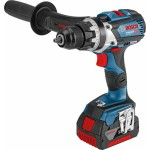 Bosch Blauw GSR 18 V-85 C Accuboor | 18V 5,0Ah Li-Ion | Connected | Borstelloos | L-Boxx