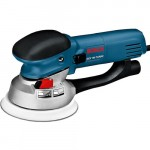 Bosch Blauw GEX 150 Turbo Excenter Schuurmachine | 150 mm | 600 Watt | Electronic