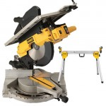 DeWALT D27113SET Combinatiezaag | 1600 Watt | 305 mm | XPS | +Onderstel DE7033