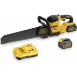 DeWALT DCS396T2 Accu alligatorzaag | 54V 6,0 Ah XR Flexvolt | 295 mm