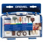 Dremel Multifunctionele set -687 Dremel | Multifunctionele set | 52 dlg | 687