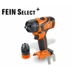 Fein ABS 18 QC Select Accu schroefmachine | Select | 18 Volt | 2 versnellingen
