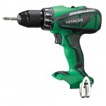 Hitachi DS18DBEL(L4)-EX Accuboormachine | 18 Volt Li-Ion | Solo