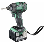 Hitachi WH14DBDL2(WP) Slagschroevendraaier | 14,4 Volt 5,0 Ah Li-Ion | +Systainer
