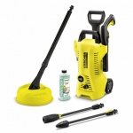 Karcher K 2 Full Control Home Hogedrukreiniger | 1400 Watt | 20-110 Bar | Aanzuig | +Home Kit