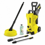 Karcher K 3 Full Control Home Hogedrukreiniger | 1600 W | 20-120 B | 380 L | +Home Kit