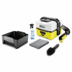 Karcher Outdoor Cleaner OC 3 Outdoor Cleaner | Mobile | Lage druk | Li-ion | +Bike Box
