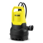 Karcher SP 5 Dirt Dompelpomp | Vuil water | 500 Watt | 9500 l/u