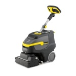 Karcher Professional BR 35/12 Bp Pack Schrobmachine | Compact | 25,2 Volt 21 Ah | 350 mm