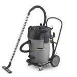Karcher Professional NT 70/2 Tc Nat- Droogzuiger | 40 mm | 70 Liter | 2400 Watt
