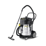 Karcher Professional NT 70/3 Me Tc Nat- Droogzuiger | 40 mm | 70 Liter | 3600 Watt | RVS