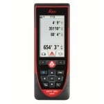 Leica Disto D810 Touch Laserafstandsmeter | 200 m | Touch screen | USB