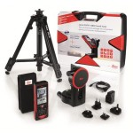 Leica Disto D810 Touch Set Laserafstandsmeter | 200 m | Touch screen | USB | +Accessoires
