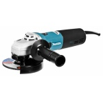 Makita 9565HR Haakse slijper | 125 mm | 1100 Watt | SJS-systeem