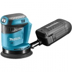 Makita DBO180ZJ Excenter Schuurmachine | 125 mm | 18 V Li-Ion | +M-Box | Basic