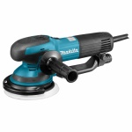 Makita BO6050J Excenter Schuurmachine | 150 mm | 750 Watt | Electronic