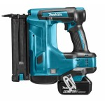 Makita DBN500RTJ Tacker | Brads | Accu 18 Volt 5.0 Ah Li-Ion | + M-Box