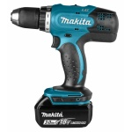 Makita DDF453RFE Accuboormachine | 42 Nm | 18 Volt 3,0 Ah Li-Ion | +Koffer