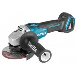 Makita DGA504ZJ Accu Haakse slijper | 125 mm | 18 Volt | + M-Box | Basic