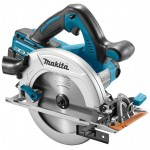 Makita DHS710RT2J Accu Cirkelzaag | 68 mm | 2x 18 Volt 5.0 Ah Li-Ion | + M-Box