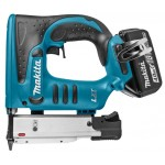 Makita DTP351RTJ Tacker | Accu 18 Volt 5.0 Ah Li-Ion | + M-Box