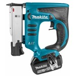 Makita DPT351RTJ Tacker | 18 Volt 5,0 Ah Li-Ion | 18-35 mm | + M-Box