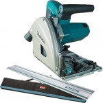 Makita SP6000J1X Invalzaag Cirkelzaag | 55 mm | 1300 Watt | M-Box +Tas +Rail