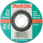 Makita P-05795 Sllijpschijf | Steen | 125 x 22,2 mm | 3 mm dik | Per 5