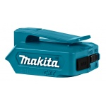 Makita DEAADP06 Adapter | 10.8 V | iOS - Android | Opladen mobiele apparaten