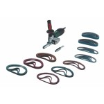 Metabo BFE 9-90 SET Bandvijlmachine | 457 mm | 900 Watt | +Koffer en Toebehoren