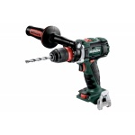Metabo BS 18 LTX BL Q I Body Accuboor | 18V | Borstelloos | Quick | Impuls | Body | +MetaLoc