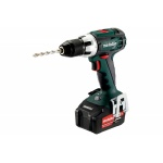 Metabo BS 18 LT Accu Boormachine | 30 mm | 18 Volt 5,2 Ah Li-Ion | +Koffer