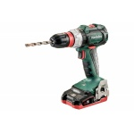 Metabo BS 18 LT BL Q Accu boormachine | 18V 3,5Ah LiHD | Brushless | Quick | +Koffer