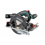 Metabo KS 18 LTX 57 (Body) Accu Cirkelzaag | 18 V | 57 mm | Body | +MetaLoc