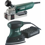 Metabo LF 724 S + FMS 200 Intec Lakfrees | 0,3 mm | 710 Watt | +Koffer en FMS 200 intec