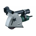 Metabo MFE 30 + 2 x Diamant Muurfreesmachine | 125 mm | 1400W | +Koffer en 2 diamantschijven