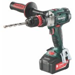 Metabo SB 18 LTX Quick 5.2 Ah Accuklopboormachine | 18 Volt Li-Ion 5,2Ah | Quick