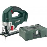 Metabo STA 18 LTX Body +MetaLoc Decoupeerzaag | 18 Volt Li-Ion | 135 mm | Body | +MetaLoc