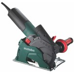 Metabo W 12-125 HD Set CED 125 Haakse slijper | 125 mm | 1250 Watt | Stofafzuiging | +Metaloc