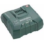 Metabo ASC Ultra Acculader | Air Cooled | Voor 14,4 - 36 Volt | Perfect voor 5,2A