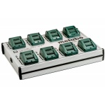 Metabo ASC multi 8 Acculader | Multi | Voor 8 accu's | 14,4 - 36 Volt
