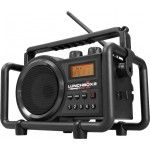 PerfectPro Lunch box 2 Bouw Radio | Netstroom of Batterij | FM + AM | Aux