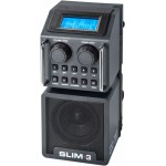PerfectPro SLIM3 - Slim 3 Bouw Radio | DAB+ | Netstroom of batterijen | Oplaadbaar