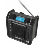 PerfectPro Soliddigital - SD1 Bouw Radio | DAB+ | Netstroom