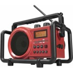 PerfectPro Toughbox 2 Bouw Radio Digitaal | 230 Volt | Netstroom of Batterij