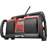 PerfectPro Workman 2 Bouw Radio | Netstroom of Batterij