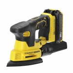 Stanley Powertools FMCW210B-XJ Detailschuurmachine | Fatmax | 18 Volt | Basic | Detail Tips 2