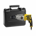 Stanley Powertools FME142K Boormachine | 52 Nm | 850 Watt | 13 mm | +Koffer