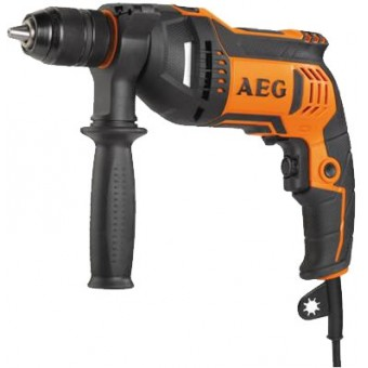 AEG SBE 750 RE Slagboormachine | 750 W | 13 mm | 27 Nm | Variabel | +Koffer